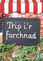 Cyfres Archwilio'r Amgylchedd: Trip i'r Farchnad