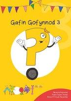 Cyfres Cymeriadau Difyr: Glud y Geiriau - Gafin Gofynnod 3