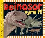 Cyfres Dwlu Dysgu: Deinosor Dyma Fi